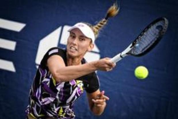US Open - Elise Mertens qualifiée pour le 3e tour où elle affrontera Andrea Petkovic