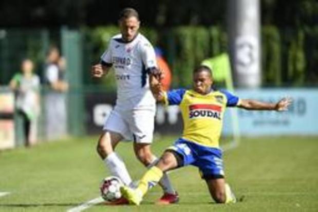 Proximus League - Westerlo battu 1-0 à Virton, il n'y a plus d'équipe invaincue