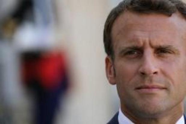No deal is het basisscenario, zegt Macron