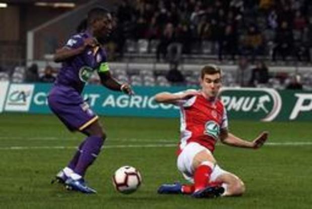 Premier League - Björn Engels verlaat Reims voor Aston Villa