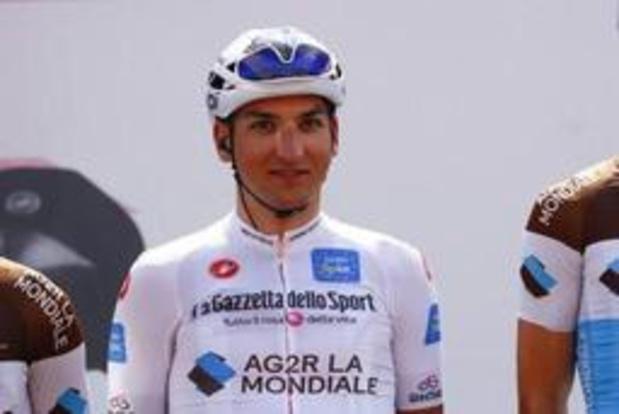 Nans Peters boekt met etappewinst in Giro eerste profzege