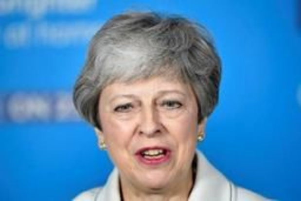 """Brexit - Theresa May va faire une """"offre audacieuse"""""""