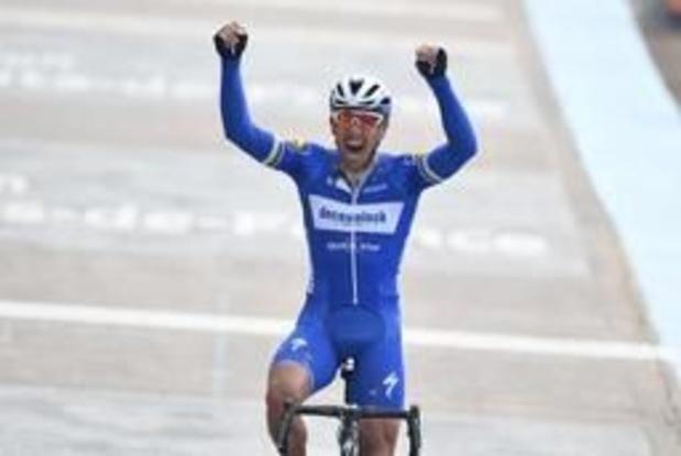 Gilbert droomt al van vijfde Monument na zege in Roubaix