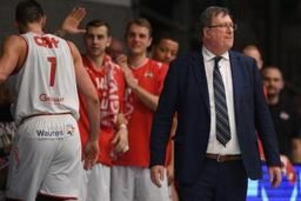 EuroMillions Basket League - Charleroi laat zich in eigen huis verrassen door Aalstar