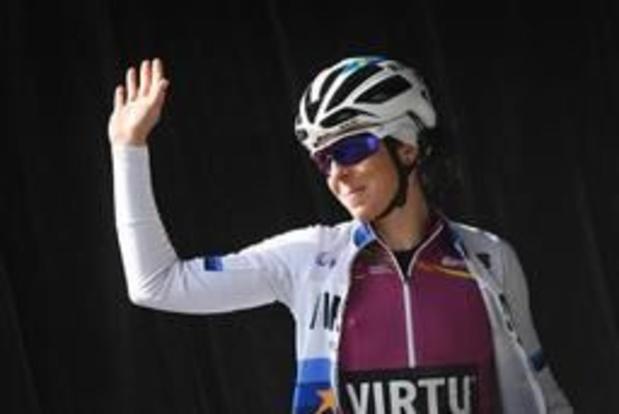 La championne d'Europe Marta Bastianelli remporte le Tour des Flandres