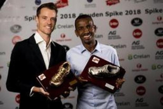 Koen Naert en Bashir Abdi haken definitief af voor het WK atletiek