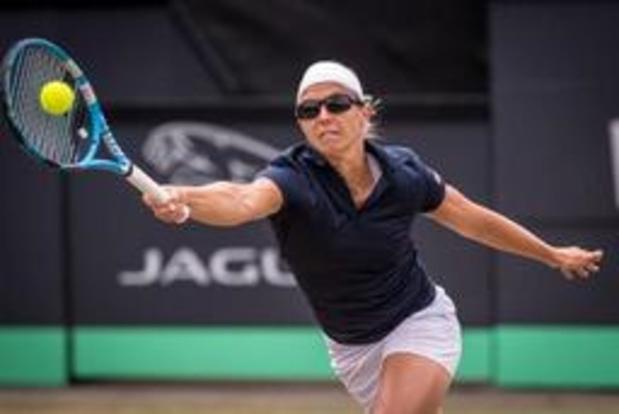 WTA Rosmalen: Kirsten Flipkens qualifiée pour le deuxième tour