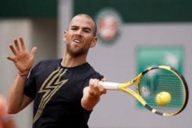 ATP Rosmalen - Après cinq minutes sur le court, Jordan Thompson et Adrian Mannarino passent en finale