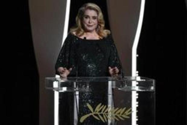 Catherine Deneuve présidera le 45e festival du cinéma américain de Deauville