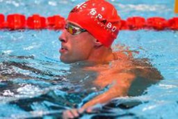 Elf Belgen present op WK zwemmen langebaan