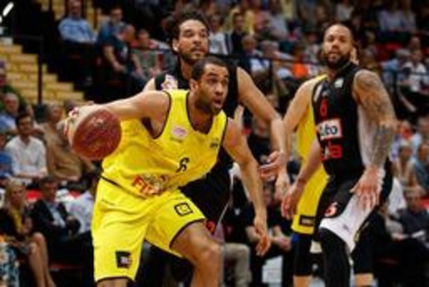 Euromillions Basket League - Oostende opent met thuiszege in halve finale tegen Limburg