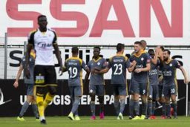 Proximus League - OH Leuven gaat met 0-2 winnen bij zwak Lokeren