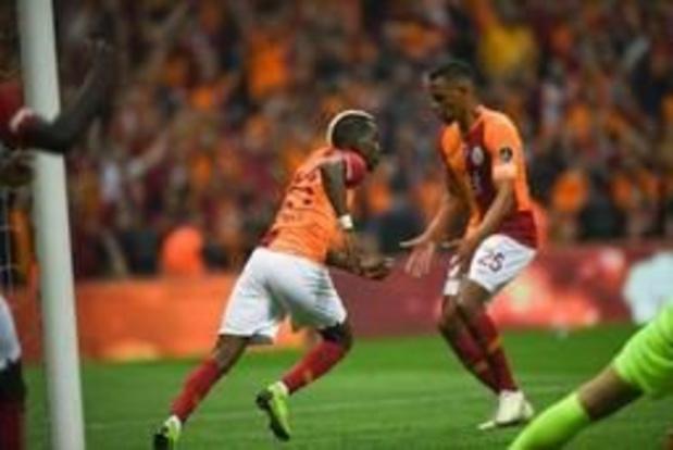 Süper Lig - Galatasaray pakt titel na zege tegen concurrent Basaksehir