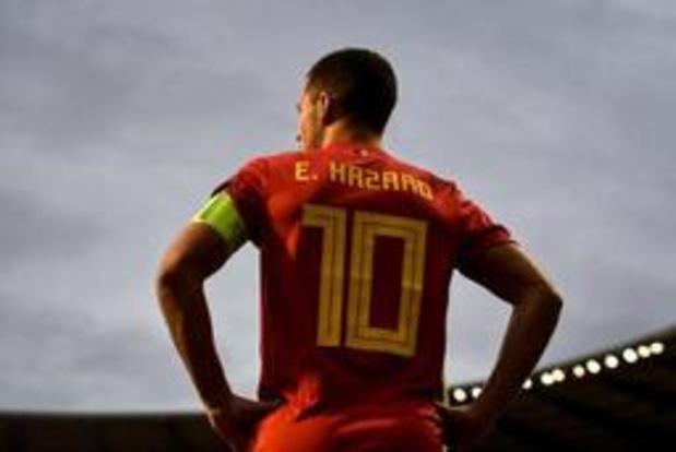 Rode Duivels verstevigen eerste plaats op FIFA-ranking
