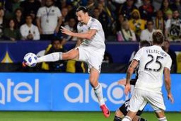 Pozuelo, Schweinsteiger, Rooney et Ibrahimovic dans la sélection All-Star de MLS