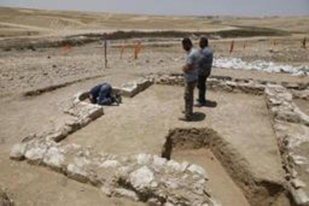 Israëlische archeologen ontdekken 1.200 jaar oude moskee