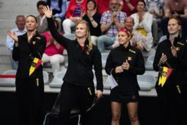 US Open - Belgische vrouwen kennen hun tegenstander in eerste kwalificatieronde