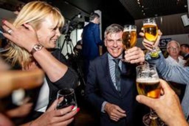 Flandre: les partis de gouvernement perdent 20 sièges, le Vlaams Belang passe à 23