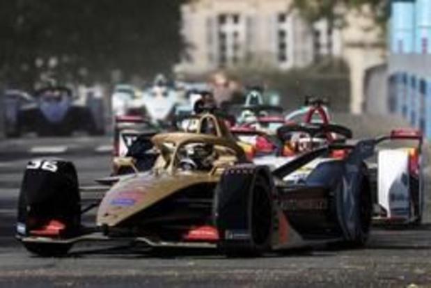 Formule E - Fransman Vergne verzilvert pole in Monaco en neemt leidersplaats over