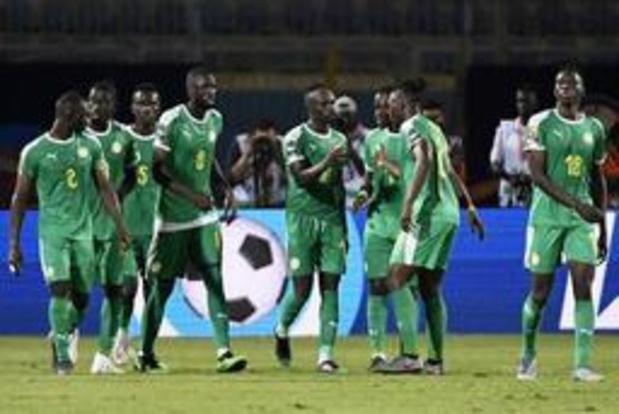 Africa Cup - Senegal met groepswinnaar Algerije naar achtste finales