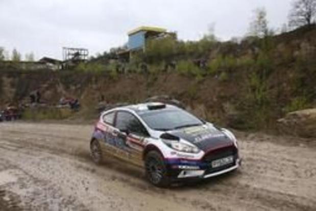 Adrian Fernémont wint Rally van Wallonië