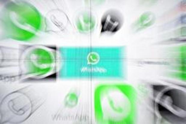 WhatsApp levert informatie aan hulpdiensten over vermiste Belg