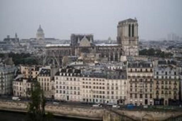 """Les Français """"seront consultés"""" pour la restauration de Notre-Dame, selon le ministre"""