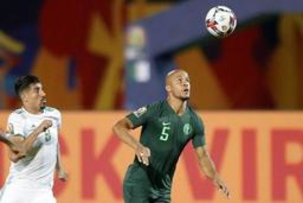 Africa Cup 2019 - Mahrez schiet Algerije in slotminuut naar finale