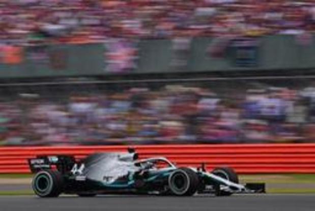 Lewis Hamilton boekt zesde Formule 1-zege op Silverstone