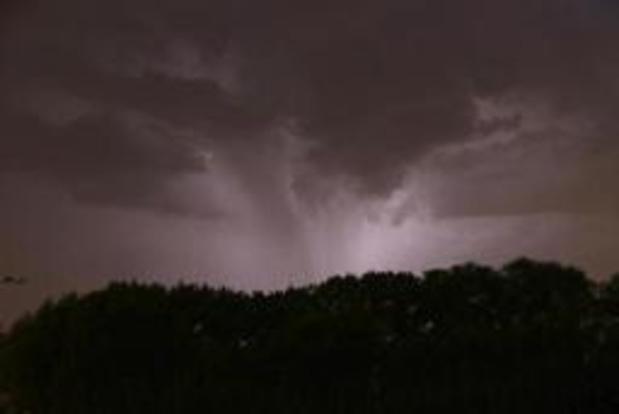 Snakken naar verkoelende onweersbuien