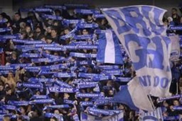 Genk-Bruges se disputera dans une Luminus Arena remplie