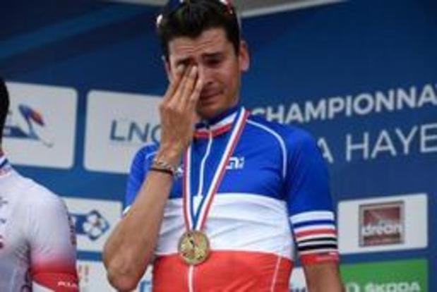 Warren Barguil en Juraj Sagan zijn nieuwe wielerkampioenen in Frankrijk en Slovakije