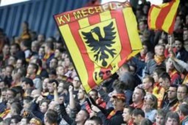 KV Mechelen mag van UEFA deelnemen aan Europa League