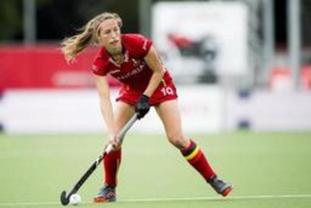 Les Red Panthers battent 4-1 la Grande-Bretagne et retrouvent la 3e place du classement
