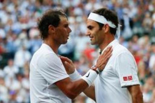 ATP: Federer de meest geliefde, Nadal de sportiefste