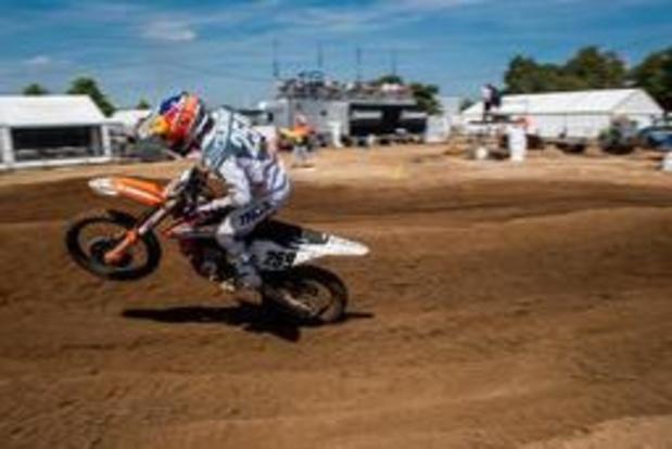 Championnat du monde de motocross - Première victoire pour Glenn Coldenhoff, sacre mondial pour Tim Gajser