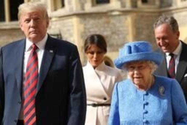 Trump begin juni op staatsbezoek in Verenigd Koninkrijk