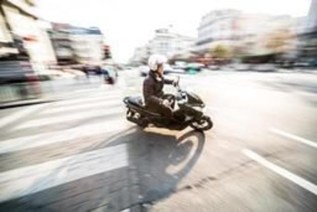 La Febiac invite à aller plus souvent au travail à moto ou à scooter