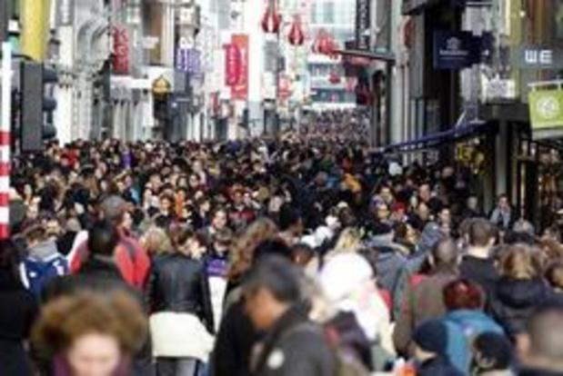 Belgische bevolking blijft groeien, vooral door immigratie