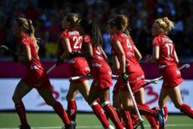 Les Red Panthers iront jouer en Chine leur barrage en vue des JO de Tokyo