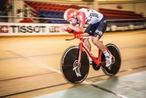 Record de l'heure - Victor Campenaerts a une heure pour rentrer dans l'Histoire du cyclisme