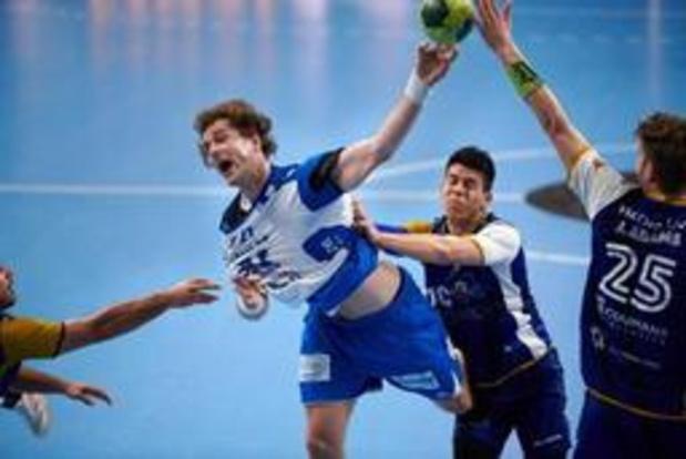 Visé bat Bocholt dans la 1re manche de la finale du championnat de handball