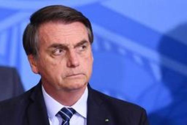 Braziliaanse president binnenkort weer onder het mes