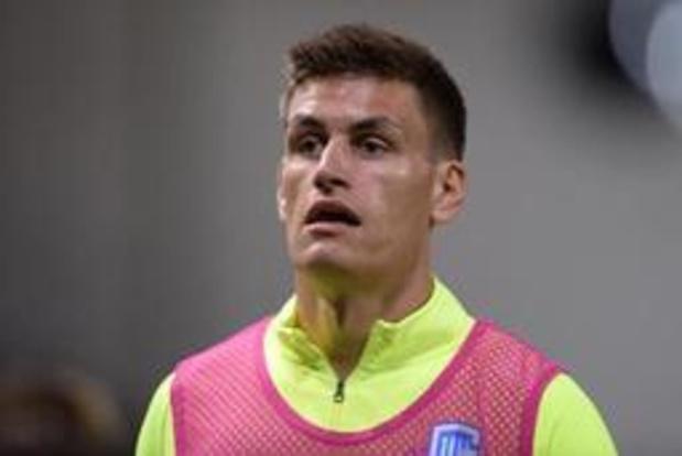 Joakim Maehle verlengt contract bij KRC Genk tot 2023