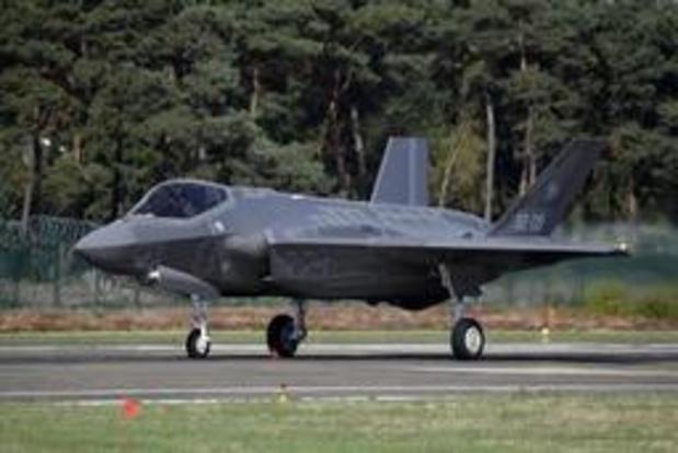 Les bases aériennes seront rénovées en vue de l'arrivée des F-35