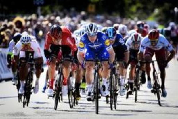 Deceuninck - Quick-Step wint ook Hammer Sprint