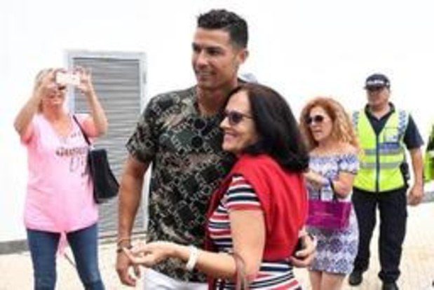 Cristiano Ronaldo wordt niet vervolgd voor verkrachting door gebrek aan bewijs