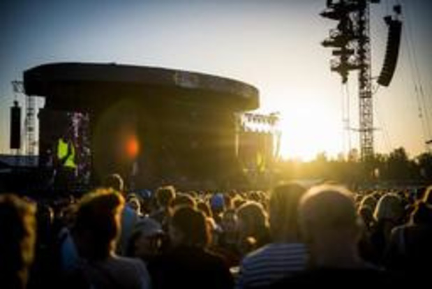 Rock Werchter - The Cure en Kylie Minogue domineren slotavond tweede festivaldag