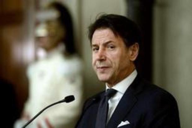 Giuseppe Conte chargé de former un nouveau gouvernement