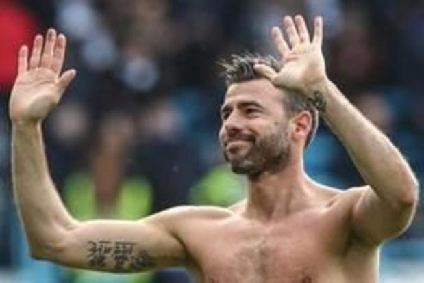Serie A - Andrea Barzagli (Juventus) kondigt afscheid op het einde van het seizoen aan